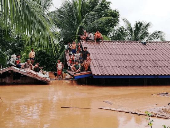 floods Laos