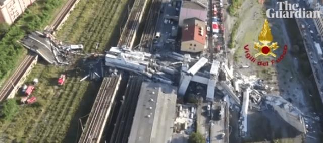 genova bridge collapse