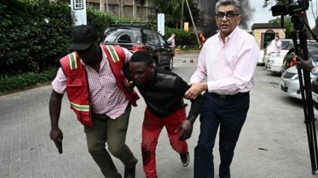 Nairobi Attack