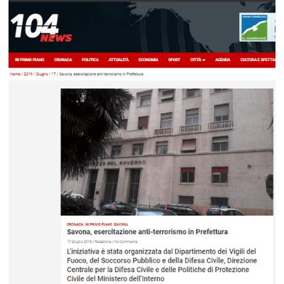 104 News